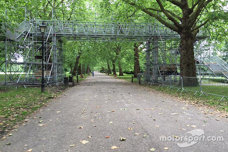 Этап в Лондоне