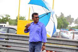 Sirish Vissa, Head of VW Motorsport India