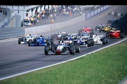 1997 Avusturya GP start