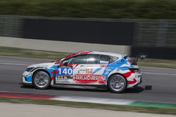 #140 PCR Sport Seat Leon Cup Racer: Harriet Arruabarrena, Antonio Aristi, Jordi Masdeu, Iñigo Vigiola