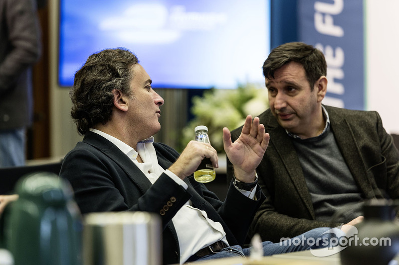 Alejandro Agag, CEO Formel E