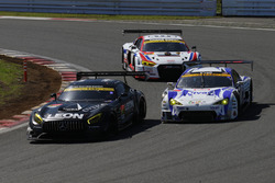#65 K2 R&D Leon Racing, Mercedes SLS AMG GT3: Haruki Kurosawa, Naoya Gamou