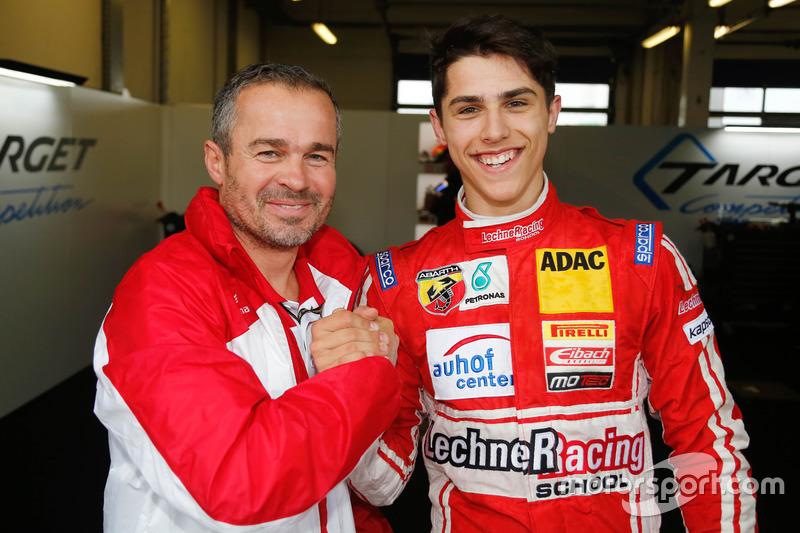 Thomas Preining, Lechner Racing