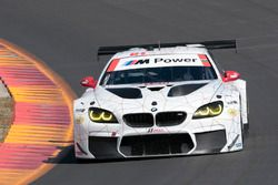 #100 BMW Team RLL, BMW M6 GTLM: Lucas Luhr, John Edwards