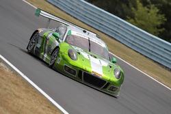 #540 Black Swan Racing, Porsche GT3 R: Tim Pappas, Nicky Catsburg, Andy Pilgrim