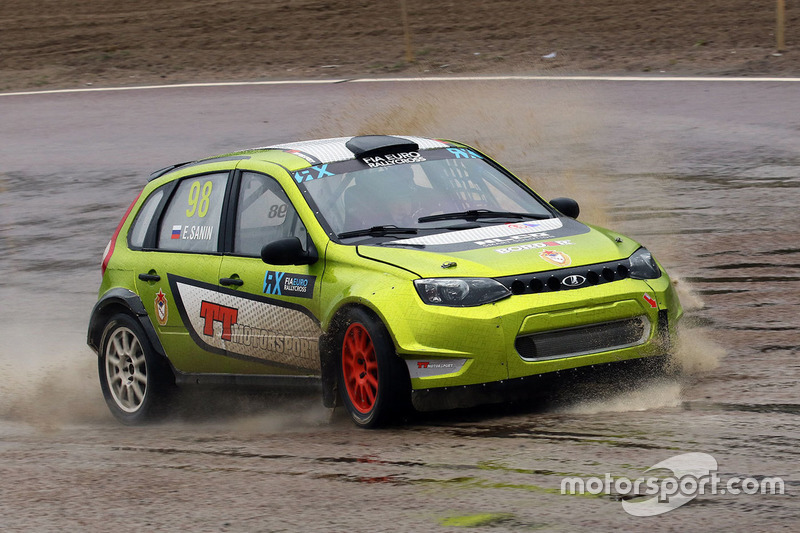 Егор Санин, Lada Kalina 2, Volkswagen World RX of Sweden