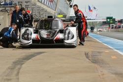 #888 Graff Ligier JSP3: Eric Trouillet, Fabrice Rosselo, Thomas Dagoneau