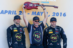Robert Alon, Tom Kimber-Smith, PR1 Mathiasen Motorsports, vainqueurs