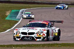 #7 AMDTuning BMW Z4 GT3: Lee Mowle, Joe Osbourne