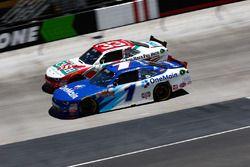 Elliott Sadler, JR Motorsports Chevrolet, Brandon Jones, Richard Childress Racing Chevrolet