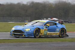 #97 Aston Martin Racing Aston Martin V8 Vantage GTE: Richie Stanaway, Jonny Adam, Fernando Rees