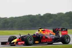Pierre Gasly, pilote d'essais Red Bull Racing RB12