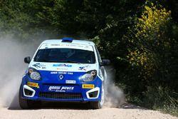Alessandro Nerobutto, Hawk Racing Club, Renault Twingo R2