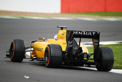 Sergey Sirotkin, Renault Sport F1 Team RS16, Testffahrer