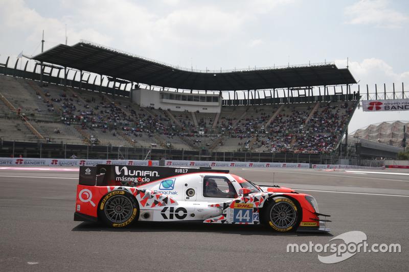 Ausfall: #44 Manor, Oreca 05 - Nissan: Matthew Rao, Richard Bradley, Alfonso Diaz Guerra