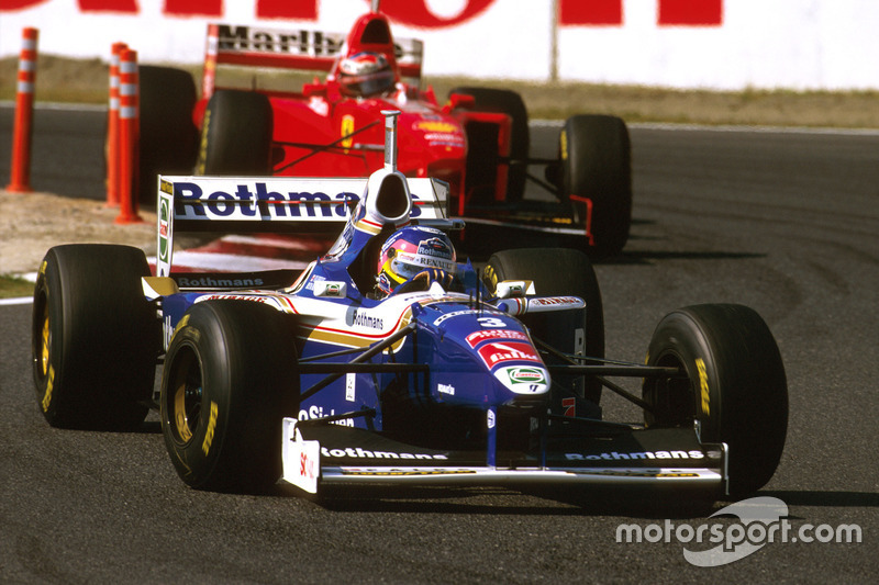 36º: Williams FW19 (1997)