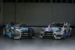 Les Ford Focus RS WRX d'Andreas Bakkerud et Ken Block, Hoonigan Racing Division