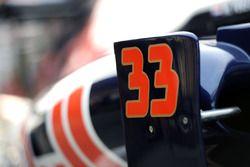 Scuderia Toro Rosso STR11 of Max Verstappen