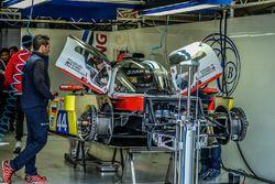 #44 SMP Racing BR01 - Nissan: Sean Gelael, Mitch Evans, Antonio Giovinazzi