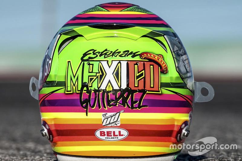 Mexique 2016 - Esteban Gutiérrez, Haas