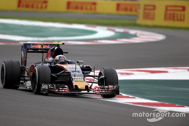 Carlos Sainz Jr, Scuderia Toro Rosso