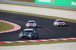 Dusan Borkovic, Seat Leon, B3 Racing Team Hungary, Davit Kajaia, Volkswagen Golf GTI TCR Liqui Moly
