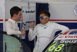 Filipe C. De Souza, Volkswagen Golf Gti TCR, Liqui Moly Team Engstler nad Davit Kajaia, Volkswagen G