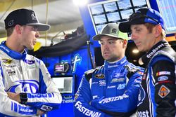 Trevor Bayne, Roush Fenway Racing Ford, Ricky Stenhouse Jr., Roush Fenway Racing Ford, Greg Biffle,