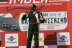 Paolo Venerosi, Ebimotors sul podio