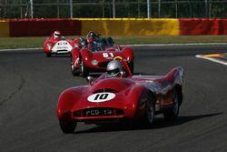 #10 Lotus X Le Mans (1955): Malcolm Paul, Rick Bourne