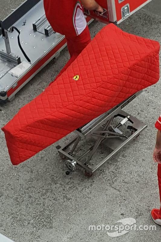 Ferrari SF16-H, part