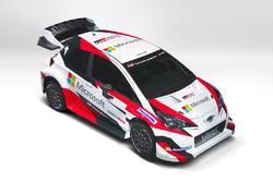 Toyota Yaris WRC Plus 2017