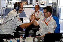 Sven Smeets, Wilhelm Rampf, Francois-Xavier Demaison, Volkswagen Motorsport