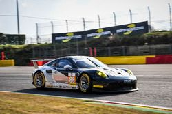 #88 Proton Competition Porsche 911 RSR: Gianluca Roda, Christian Ried, Matteo Cairoli