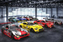 Mercedes-AMG GT3 Lineup