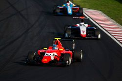 Tatiana Calderon, Arden International; Giuliano Alesi, Trident