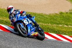 #1 Suzuki Endurance Racing Team, SERT: Vincent Philippe, Anthony Delhalle, Etienne Masson