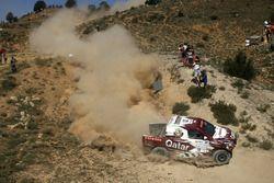 #201 Toyota: Nasser Al-Attiyah, Matthieu Baumel