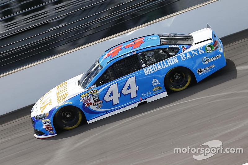 27. Brian Scott, Richard Petty Motorsports, Ford