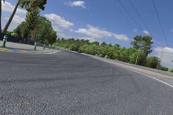 Le Circuit des 24 Heures du Mans dans iRacing