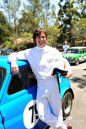 Matthew Le Nevez as Peter Brock