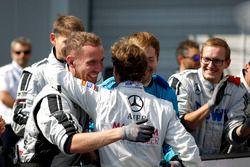 Pole position for Lucas Auer, Mercedes-AMG Team Mücke, Mercedes-AMG C63 DTM