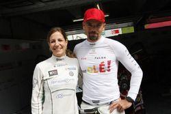 Michela Cerruti, Mulsanne Racing, Alfa Romeo Giulietta TCR et Petr Fulin, Mulsanne Racing, Alfa Romeo Giulietta TCR