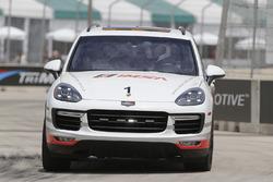 Vehículo de seguridad Porsche