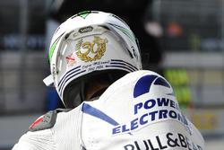 Eugene Laverty, Aspar Racing Team, helmet