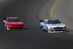 Brandon Jones, Richard Childress Racing Chevrolet, Darrell Wallace Jr., Roush Fenway Racing Ford
