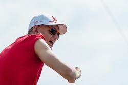 Mick Schumacher, Prema Powerteam, kijkt naar de DTM-race