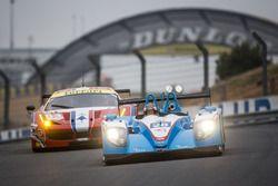 #28 IDEC Sport Racing Ligier JSP2 Judd: Inès Taittinger, Remy Streibig, Leo Roussel