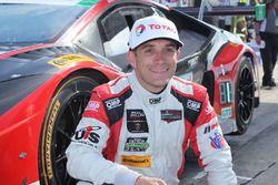 GTD polesitter Bryan Sellers, Paul Miller Racing
