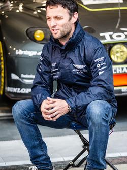 #95 Aston Martin Racing Aston Martin Vantage: Darren Turner